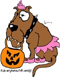 Dog Anything For Candy