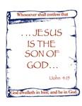1 John 4:15 Message Designs