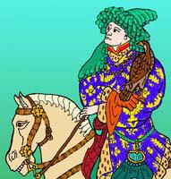 Medieval Falconer