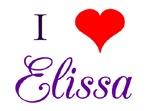 I love Elissa