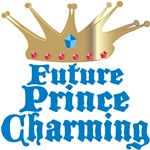 Future Prince Charming T-shirts & Gifts