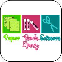 Paper, Epoxy, Scissors