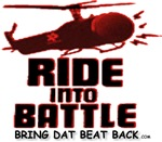 ride into battle