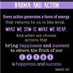 Karma and Action