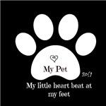 Heartbeat at my Feet-Pets