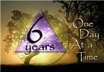 6 Years One Day at a Time BIrthday