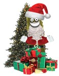 Santa Pickle