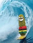 Surfing Pickle