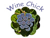 Wine Chick Grapes Gifts