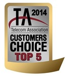 2014 Customers Choice Top 5