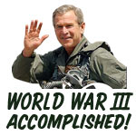 World War 3 Accomplished!