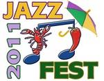 2011 Jazz Fest gear