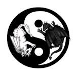 Dragons Ying Yang