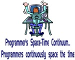 Programmers Space-Time Continuum...