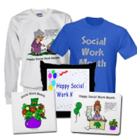 Social Work Month Designs