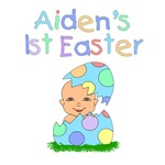 Personalized Easter Egg Baby