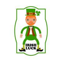 Irish Luck Leprechaun