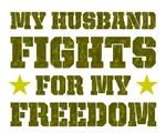My Husband Fights For Freedom