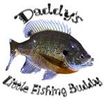 Daddys fishing buddy