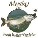 Musky,Fresh Water Predator
