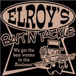Elroy's Bait 'N Tackle Peach