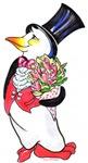 Romantic Penguin