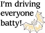 driving everyone batty