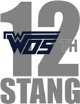 12 WOS Stang