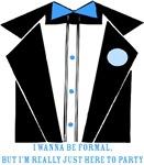 Talladega Nights - I Wanna Be Formal