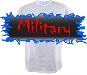 CLICK HERE FOR <BR>Military T-shirts & Gag Gifts