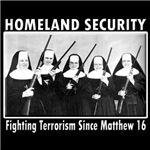 Homeland Security Nuns