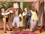 ROOSEVELT BEARS AT THE TAILORS