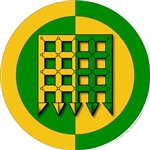 Unser Hafen populace badge