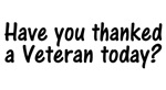 Thank You Military Veterans Gifts