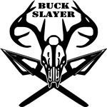 Buck Slayer Deer Skull & Arrows