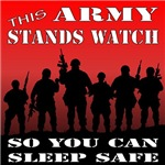 This Army Stand Watch So You Sleep Safe