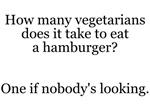 Vegans Vegetarians Hamburger