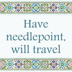 Have Needlepoint, Will Travel