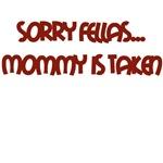 Mommy Is Taken