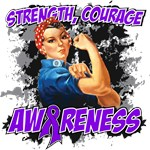 Lupus Rosie The Riveter Shirts