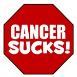 Cancer Sucks Shirts & Apparel