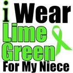 I Wear Lime Green For My Niece