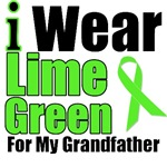 I Wear Lime Green For My Grandfather