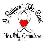 Lung Cancer Cure (Grandson) T-Shirts & Gifts