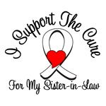Lung Cancer Cure (Sister-in-Law) T-Shirts & Gifts