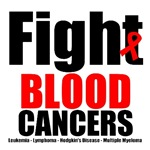 Fight Blood Cancers T-Shirts & Merchandise