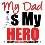 Lung Cancer Hero (Dad) Shirts & Gifts