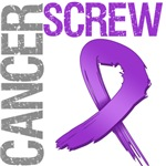 Screw Pancreatic Cancer Shirts and Gifts