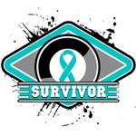 Ovarian Cancer Survivor Shirts