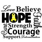 Sarcoma Hope Collage